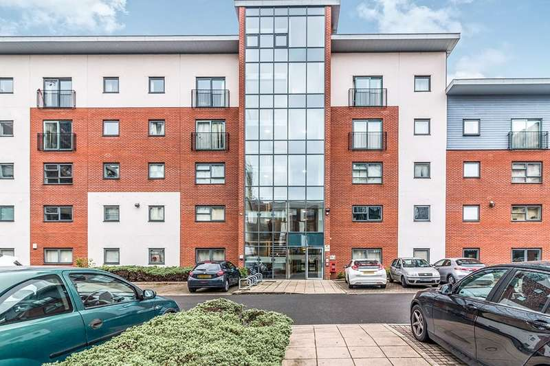 2 Bedrooms Flat for sale in Woden Street, Salford, M5
