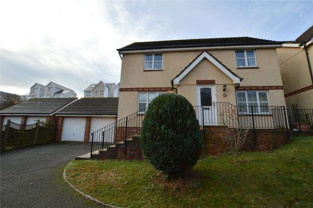 4 Bedrooms Detached House for sale in Centenary Way, The Willows, Torquay, Devon