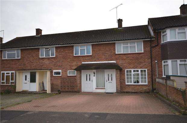 4 Bedrooms Terraced House for sale in Wilwood Road, Bracknell, Berkshire