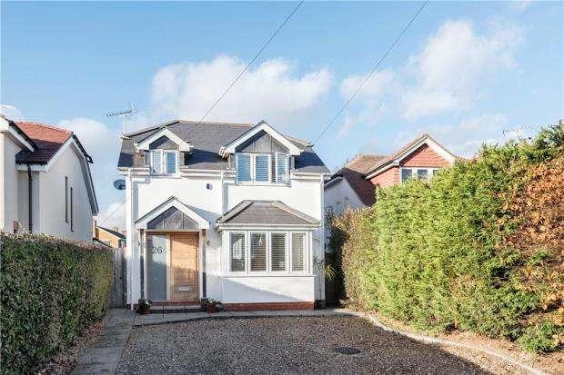 3 Bedrooms Detached House for sale in Waterloo Road, Wokingham, Berkshire