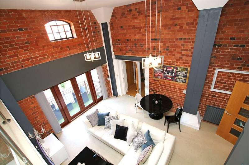 2 Bedrooms Flat for sale in Simmonds Malthouse, Fobney Street, Reading, Berkshire, RG1