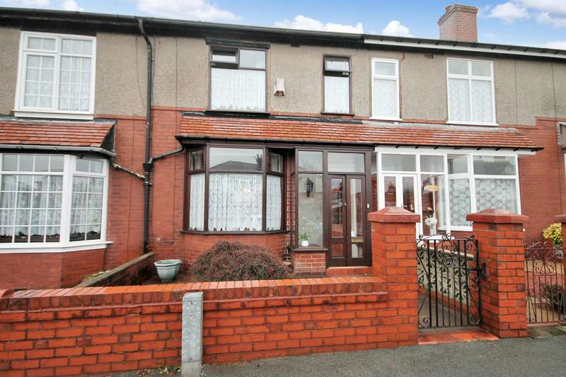 3 Bedrooms Terraced House for sale in Hulton Lane, Deane, Bolton, BL3 4LF