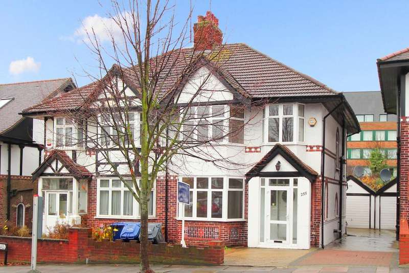 3 Bedrooms Semi Detached House for sale in Brunswick Road,W5