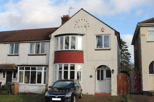 3 Bedrooms Terraced House for sale in Hart Lane, Luton, LU2