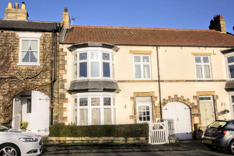 4 Bedrooms Terraced House for sale in Church View, Heighington Village, Newton Aycliffe