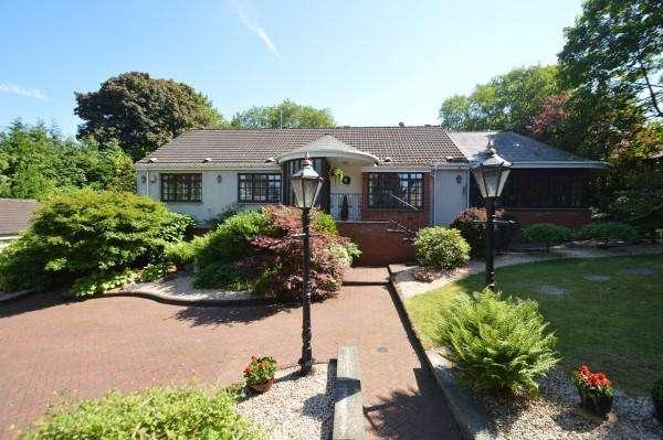 4 Bedrooms Detached Villa House for sale in Moncrieff Avenue, Lenzie, G66 4NL