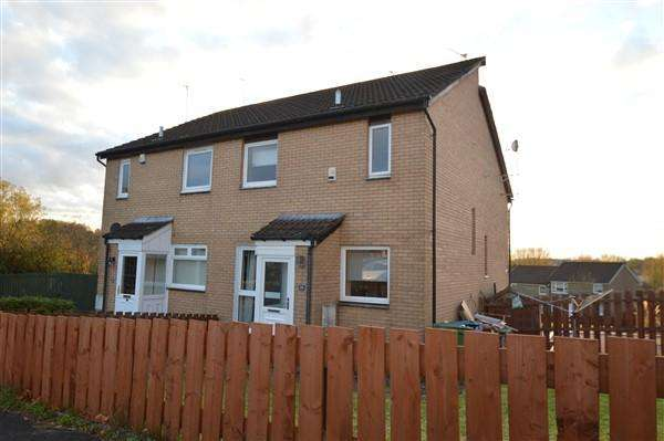 1 Bedroom Semi Detached House for sale in Broughton Drive, Summerston, Glasgow, G23 5JZ
