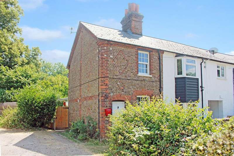 2 Bedrooms End Of Terrace House for sale in Arch Cottages, Amerden Lane, Taplow, Maidenhead SL6