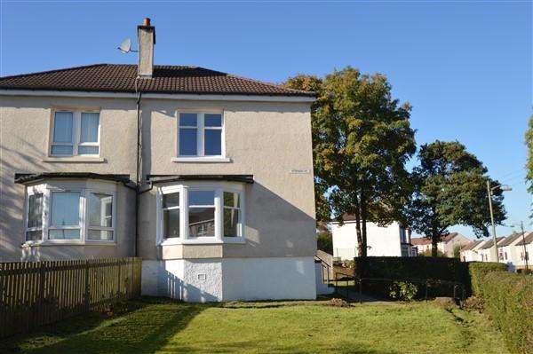 3 Bedrooms Semi Detached House for sale in Rotherwood Avenue, Knightswood, Glasgow, G13 2AT