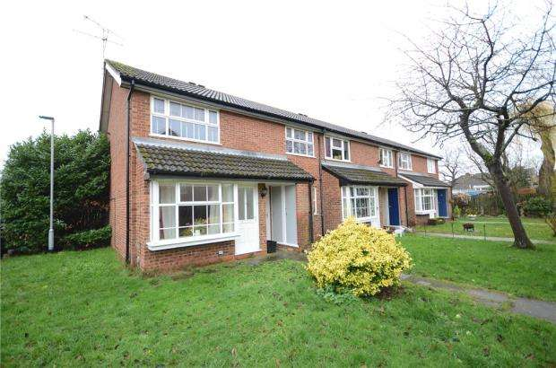 2 Bedrooms Maisonette Flat for sale in Melling Close, Earley, Reading