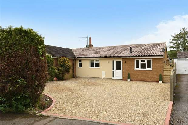3 Bedrooms Semi Detached Bungalow for sale in Wilden Road, Renhold