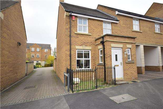 2 Bedrooms End Of Terrace House for sale in Parnell Road, Stapleton, BRISTOL, BS16 1WA