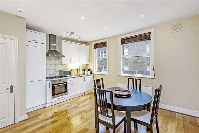 2 Bedrooms Flat for sale in Cadmus Close, London, London, SW4