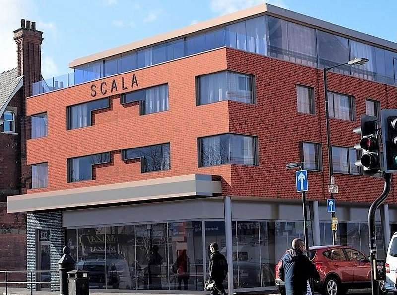 1 Bedroom Apartment Flat for sale in Scala Apartments, Manchester