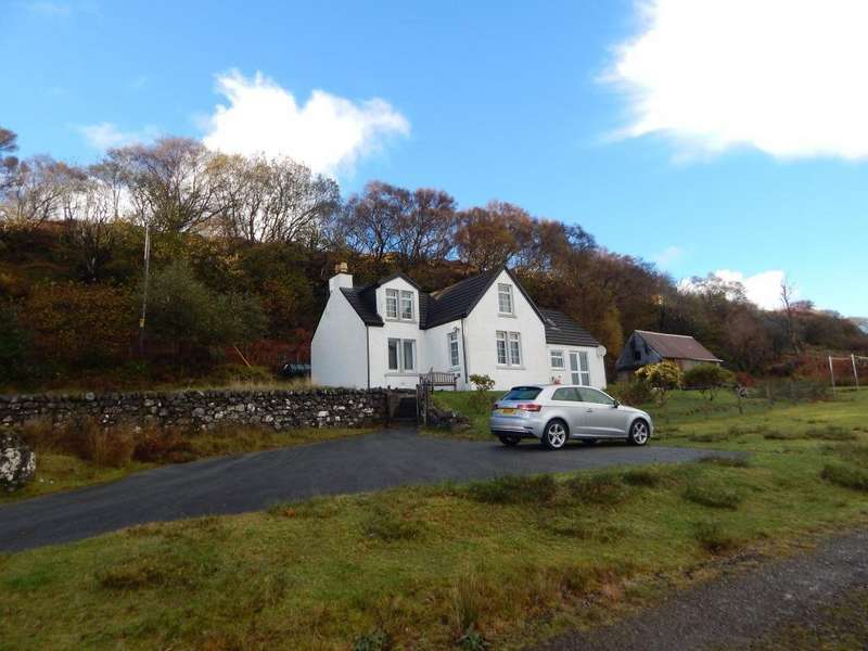4 Bedrooms Detached House for sale in Gedintailor, Braes, Isle of Skye IV51