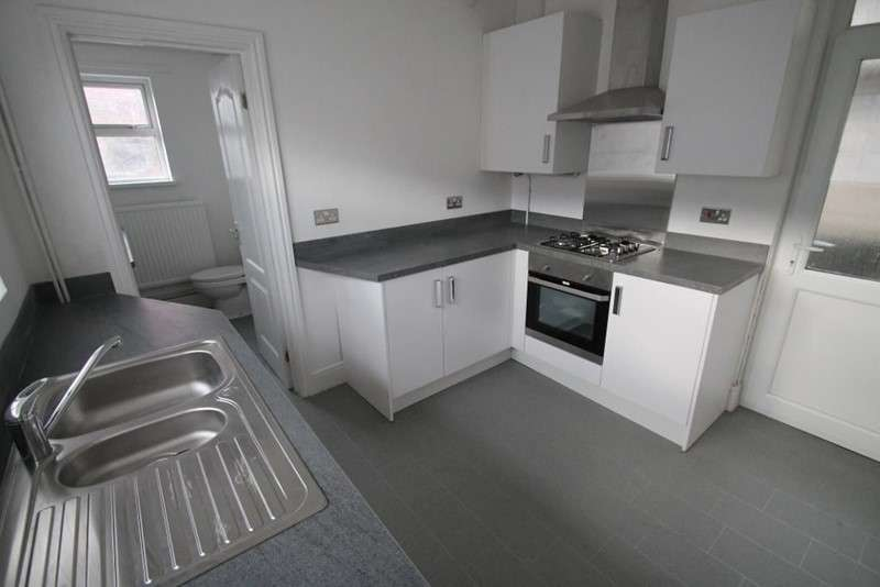 2 Bedrooms Property for sale in Elliot Street, Elliots Town, New Tredegar, Caerffili, NP24 6DP