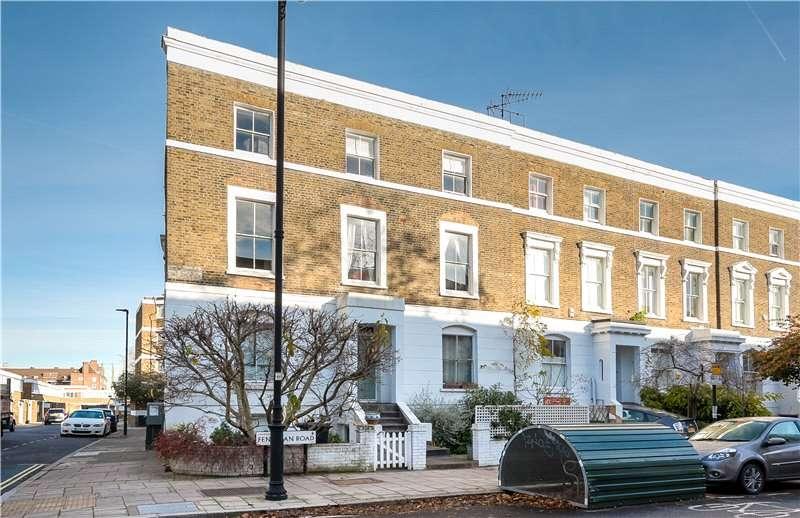 3 Bedrooms Flat for sale in Fentiman Road, Oval, London, SW8