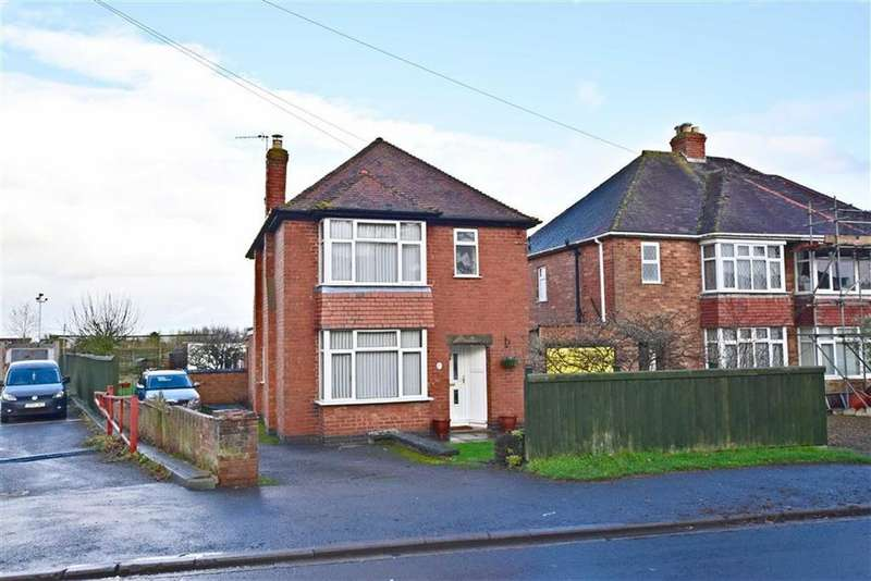 3 Bedrooms Detached House for sale in Longford Lane, Longford