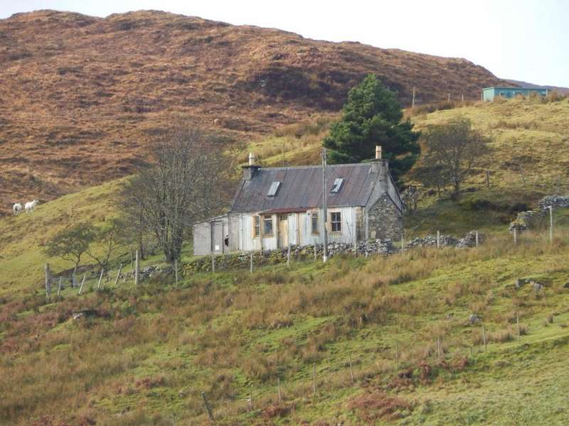 Detached House for sale in Drumfearn, Sleat, Isle of Skye IV43