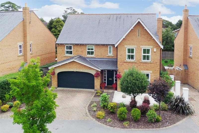 4 Bedrooms Detached House for sale in Badgerwood Walk, York