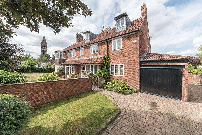 7 Bedrooms Detached House for sale in Adderstone Crescent, Jesmond