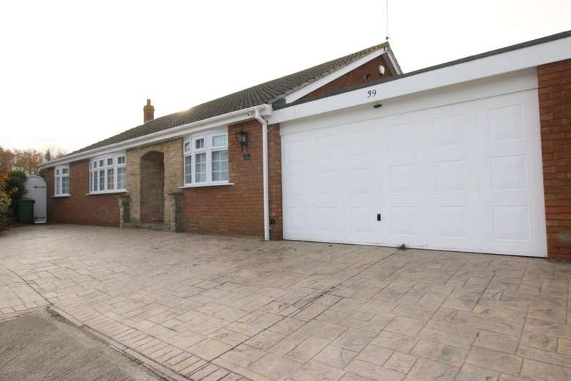 3 Bedrooms Bungalow for sale in Wheatlands Park