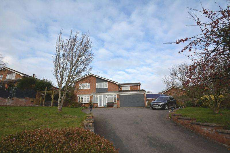 4 Bedrooms Detached House for sale in Kings Caple, Hereford