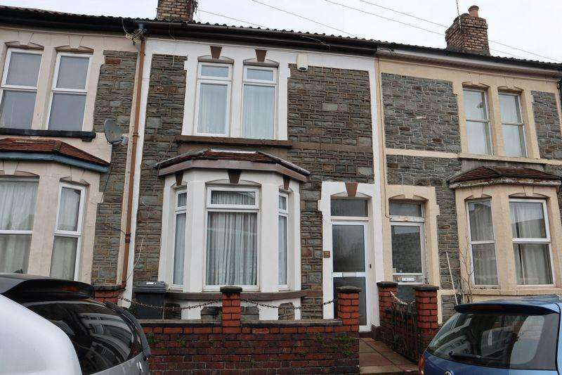3 Bedrooms Terraced House for sale in Baden Road,