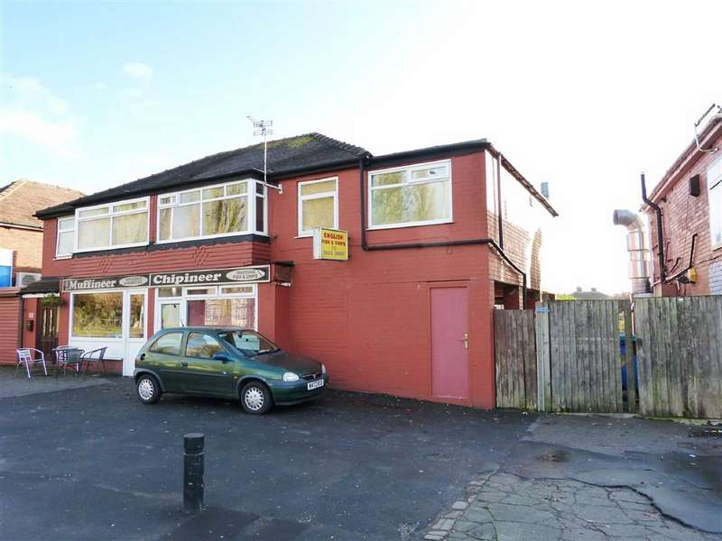 Commercial Property for sale in Radcliffe Road, Warth, Bury