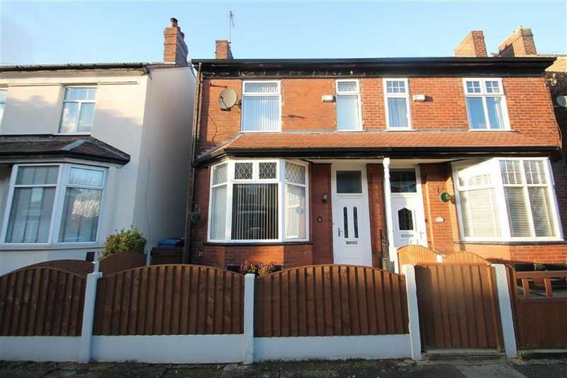 3 Bedrooms Semi Detached House for sale in Acresfield Road, Salford
