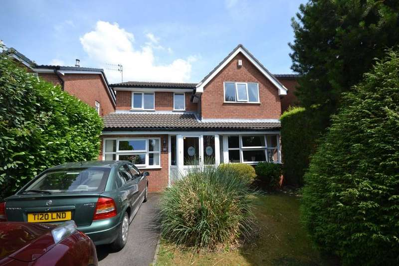 4 Bedrooms Detached House for sale in Thirlmere Avenue, Astley