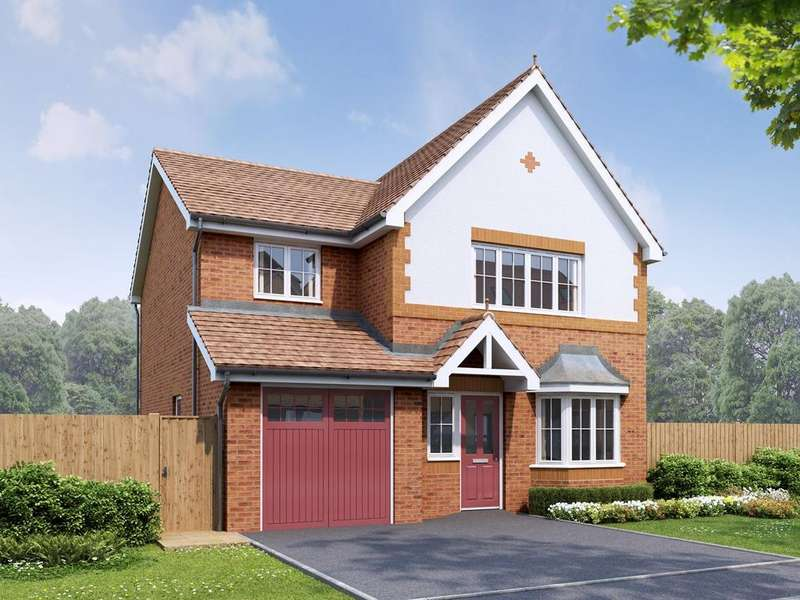 4 Bedrooms Detached House for sale in Earle Street, Newton-le-Willows, WA12