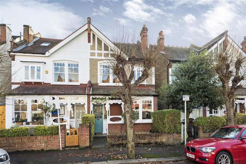 3 Bedrooms Semi Detached House for sale in Stanton Road, Wimbledon