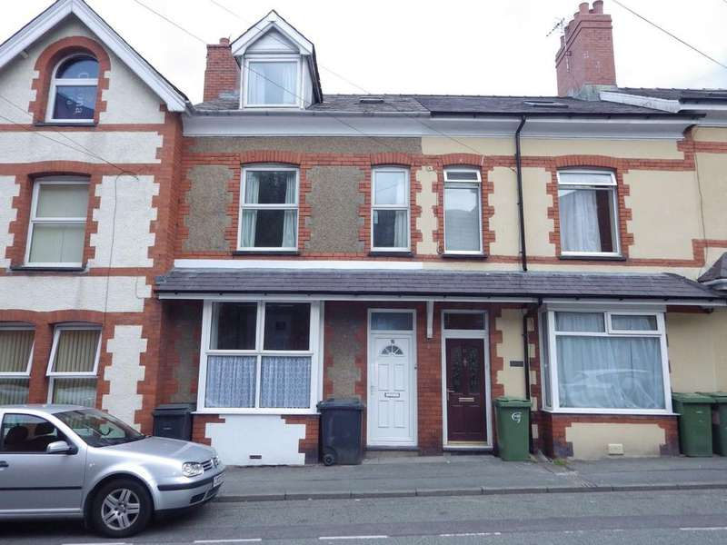 6 Bedrooms House for sale in Farrar Road, Bangor, North Wales