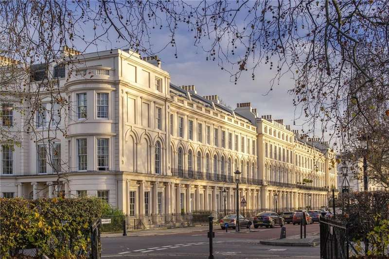 5 Bedrooms Terraced House for sale in Park Square East, London