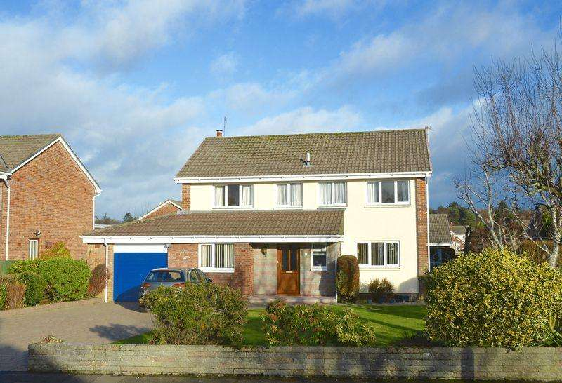 4 Bedrooms Detached Villa House for sale in Craighall Place, Ayr