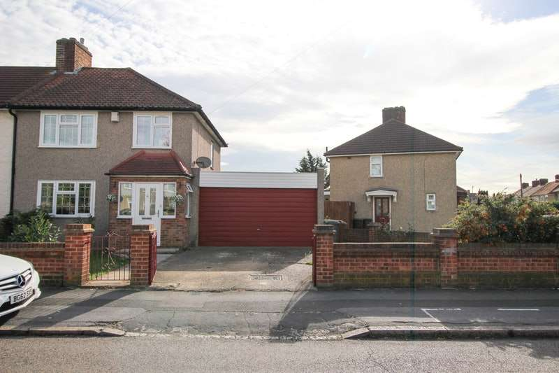 3 Bedrooms End Of Terrace House for sale in Haskard Road, Dagenham, Essex, RM9
