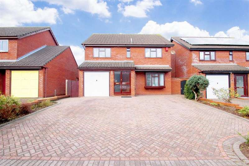 4 Bedrooms Detached House for sale in The Kintyre, Walsgrave, Coventry, CV2 2RX