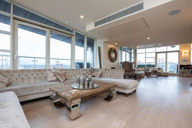 4 Bedrooms Apartment Flat for sale in 6 Leftbank, Spinningfields, Manchester
