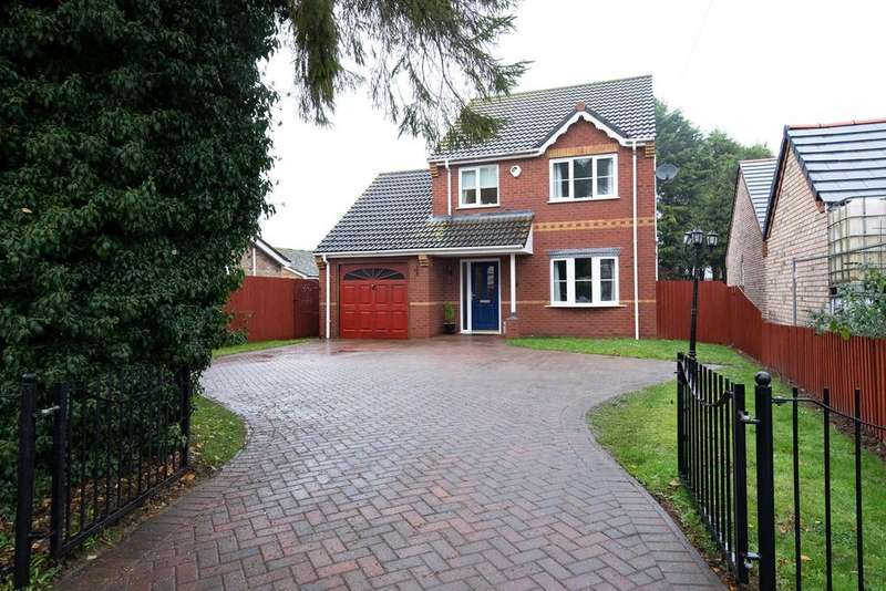 3 Bedrooms Detached House for sale in Foxes Lowe Road, Holbeach, PE12