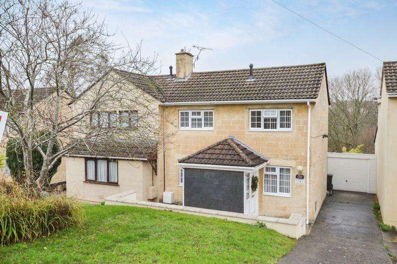 3 Bedrooms Semi Detached House for sale in St. Peters Rise, Bristol
