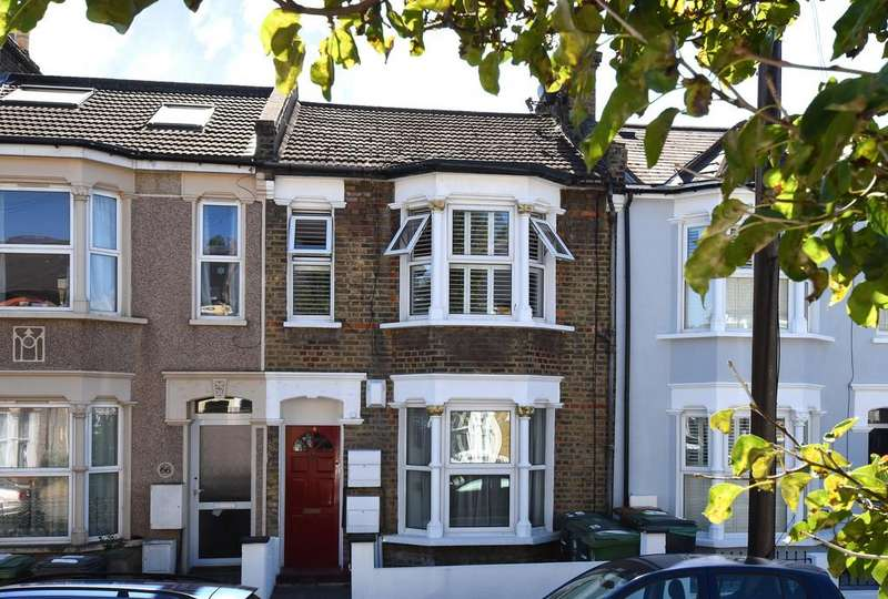 2 Bedrooms Flat for sale in Darfield Road SE4