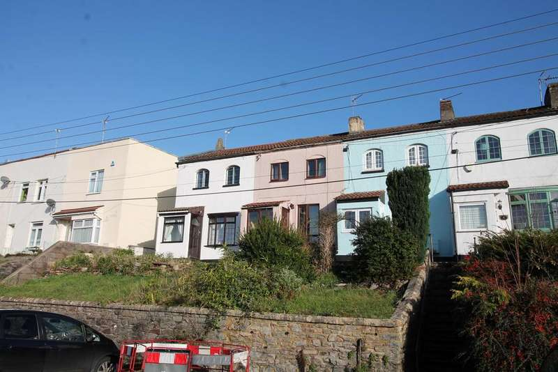 2 Bedrooms Terraced House for sale in Eirene Terrace, Pill, North Somerset, BS20 0ET