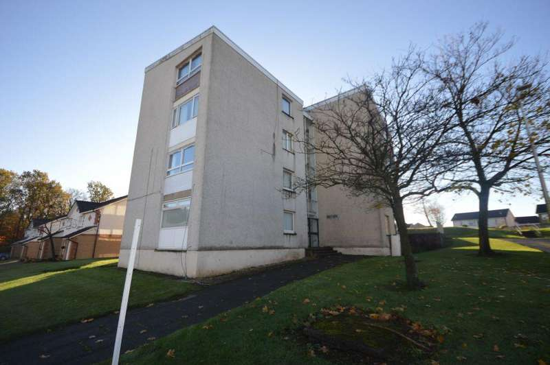 1 Bedroom Flat for sale in Tannahill Drive, East Kilbride, South Lanarkshire, G74 3HT