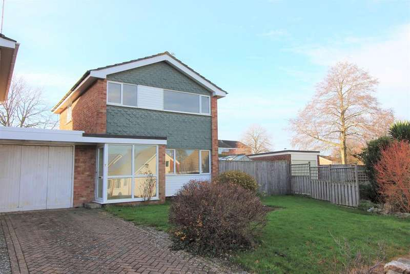 3 Bedrooms Link Detached House for sale in Shannon Court, Thornbury, Bristol, BS35 2HN
