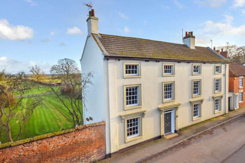 6 Bedrooms Detached House for sale in Welford, Northampton, Northamptonshire