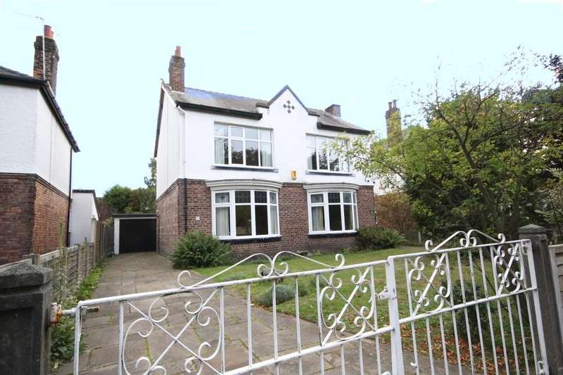 4 Bedrooms Detached House for sale in Wicks Lane, Formby, Liverpool L37