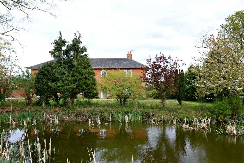4 Bedrooms Farm House Character Property for rent in Marlesford