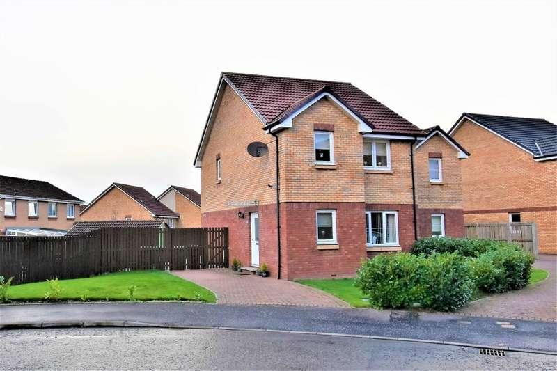 3 Bedrooms Semi Detached House for sale in Adamson Street, Bellshill, ML4