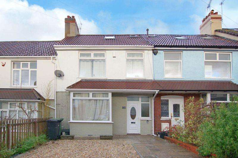 4 Bedrooms Terraced House for sale in Devon Grove, Bristol, BS5 9AH